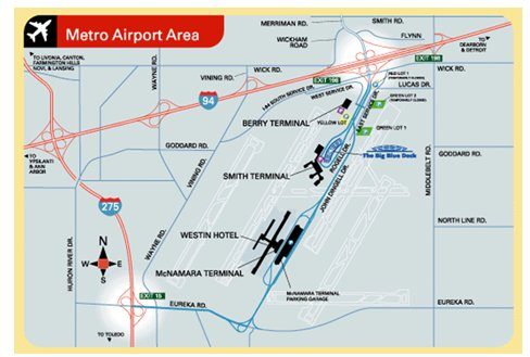 Great Lakes ITS Case Study and Lessons Learned for the Airport ITS on